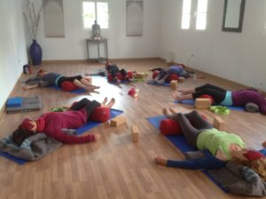 Restorative yoga berkhamsted