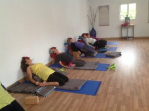 sunday restorative yoga