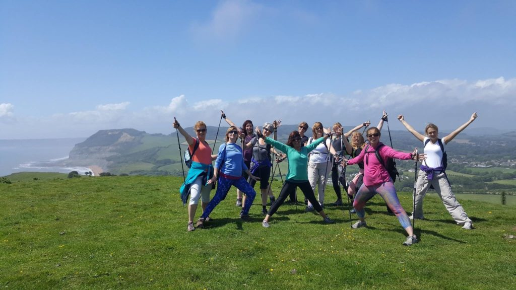 Yoga & nordic walking retreat