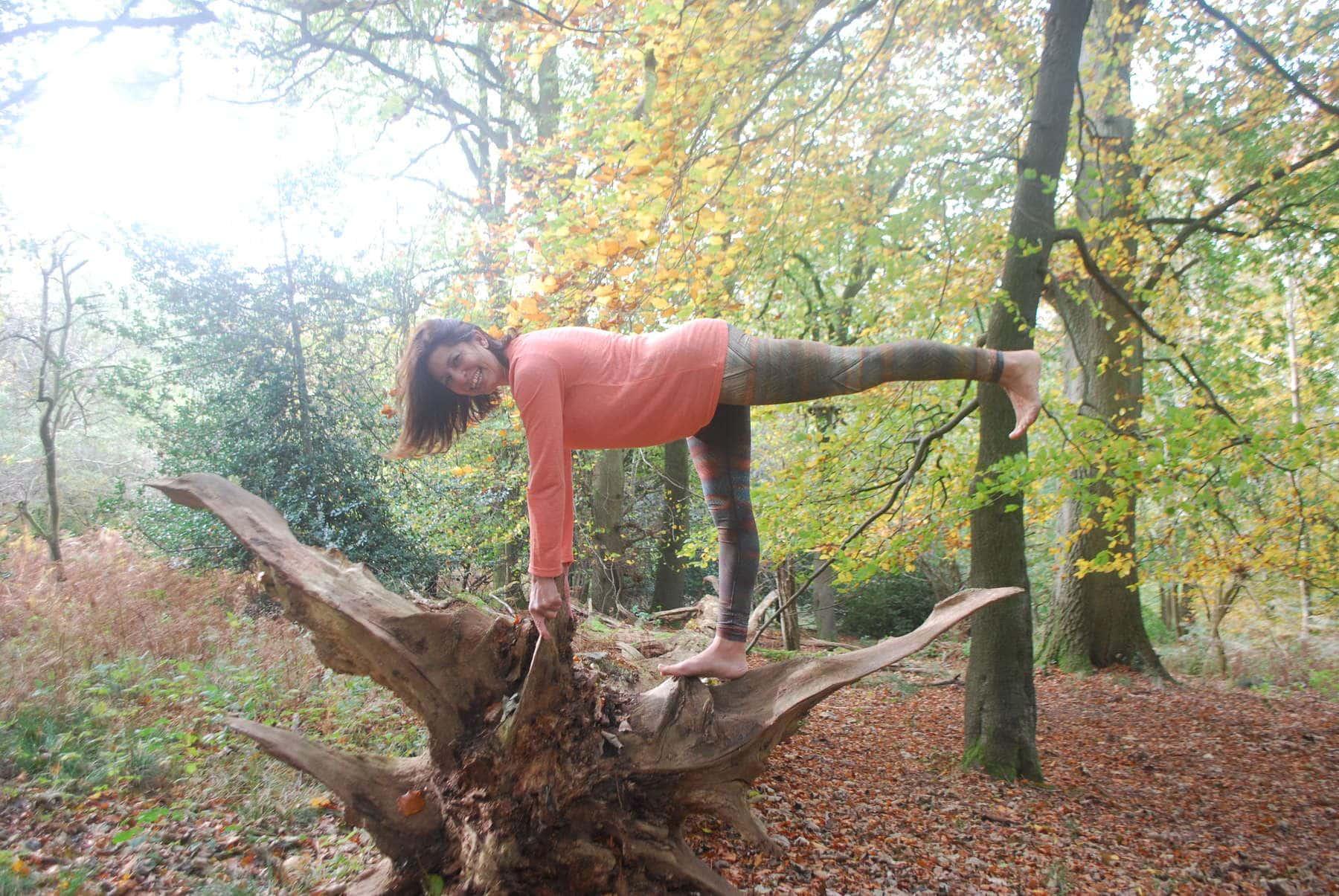 yoga in ashridge