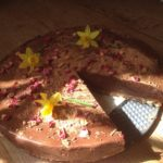 soraya's raw chocolate cake