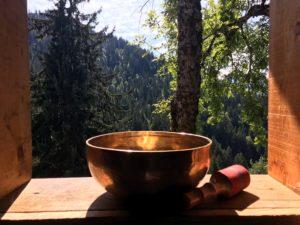 tibetan singing bowl, sound sanctuary