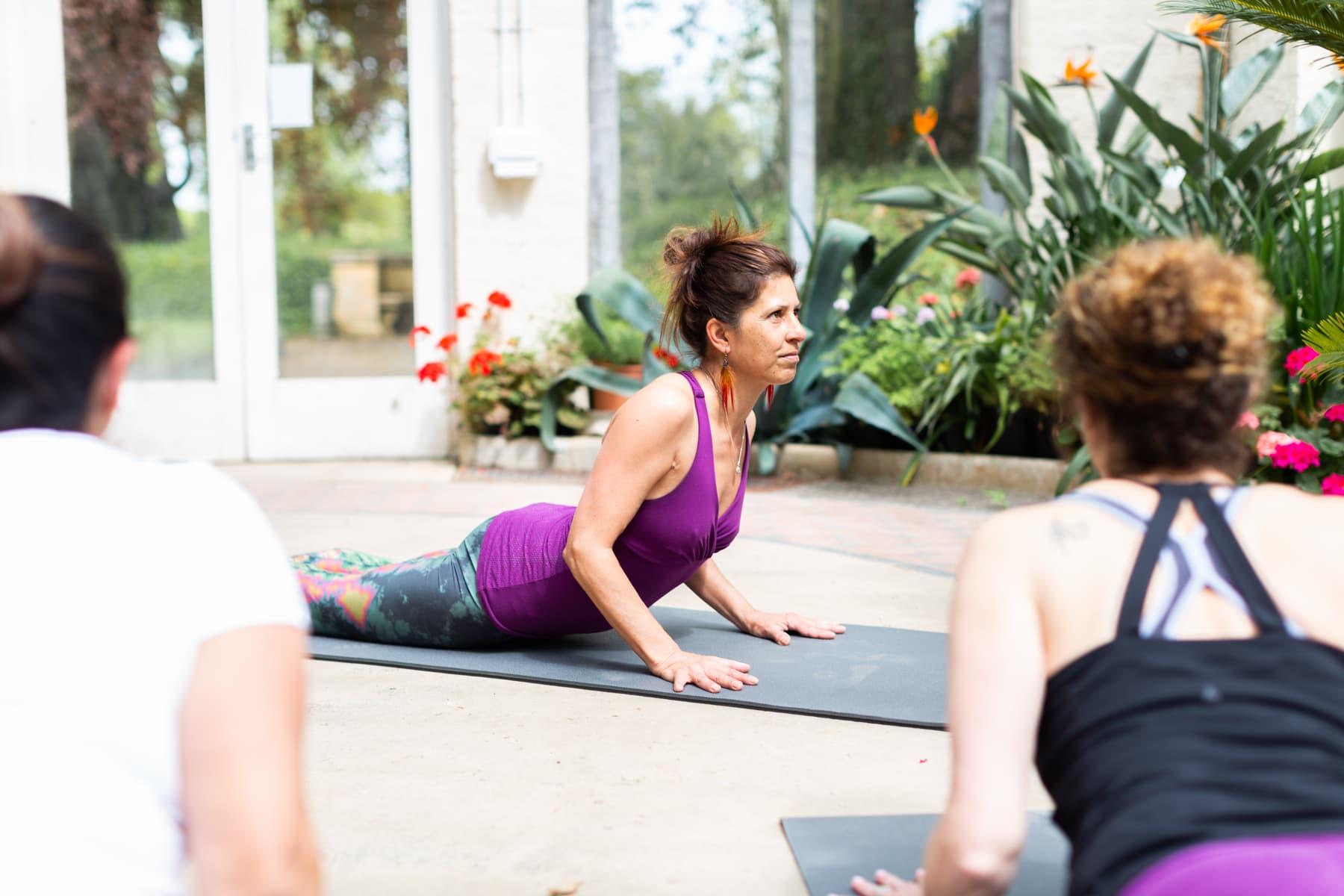 soraya yoga tring