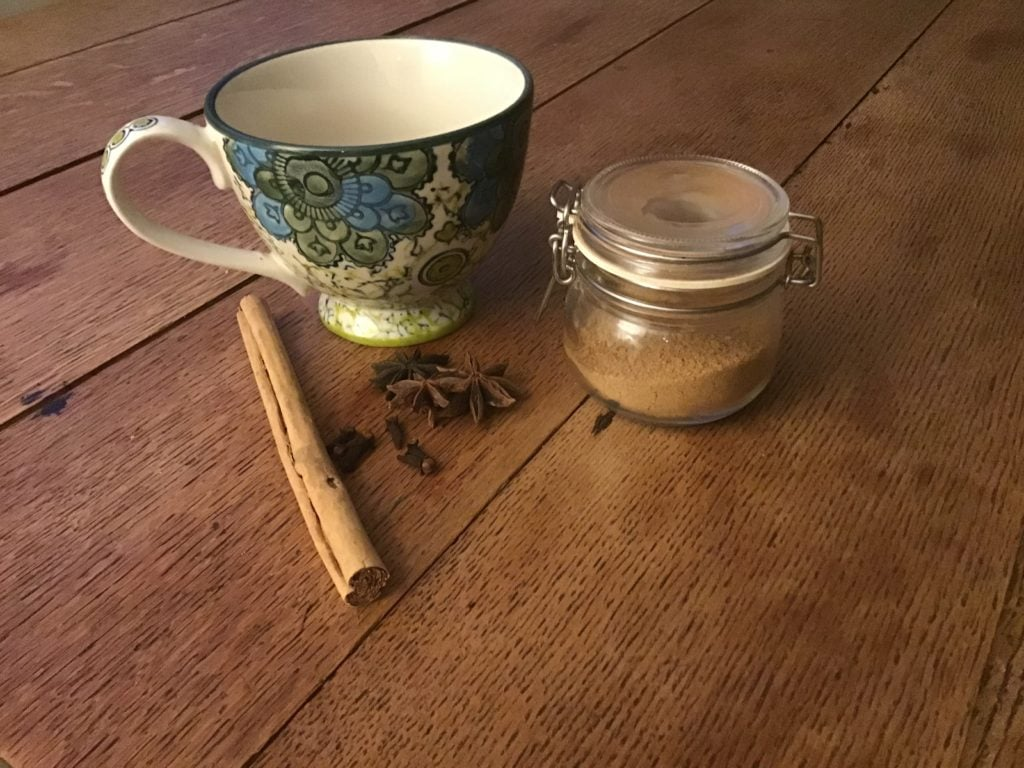 Kirtan chai recipe