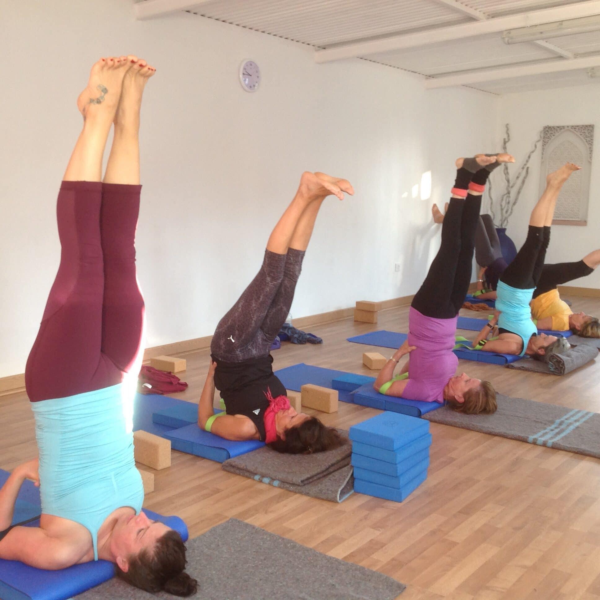 iyengar yoga retreat 2021